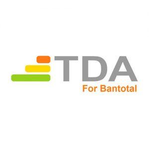 Logo de TDA