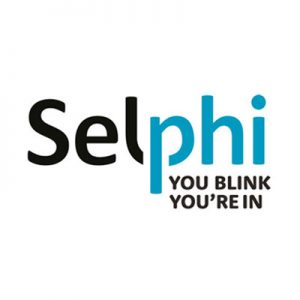 Logo de Selphi